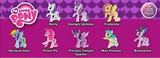 mcdonalds MY LITTLE PONY COLOUR CHANGING happy meal NEW SEALED toys NOT COMPLETE