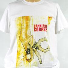 Cannibal Corpse Death Metal Rock T-Shirt obituario Napalm Death Carcass S-3XL