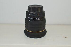 sigma 20mm F/1.8 DG RF EX nikon fit