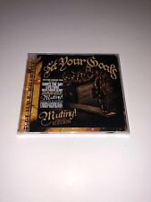 Set Your Goals - MUTINY! [Deluxe Edition] 2-CD Set - NEW SEALED PROMO OOP