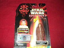 Star Wars - Episode 1 - Anakin Skywalker naboo with comlink unit - commtech chip