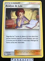 Carte Pokemon ANALYSE DE LEO 51/68 Rare Soleil et Lune 11.5 SL11,5 FR NEUF