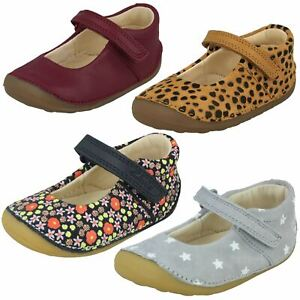 Clarks Girls Casual First Shoes Tiny Mist