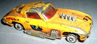 Modellino Corgi toys - Chevrolet Corvette Sting Ray - 1/43 metallo ( INCOMPLETO