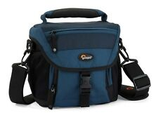Lowepro Nova 170 AW All Weather Shoulder Carry Ultramarine Blue Digital SLR DSLR