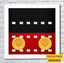 LEGO Minifigures Display Case Cadre pour lego Disney Series Minifigs