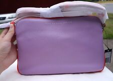 Marc by Marc Jacobs Sophisticato Dani Crossbody Bag Pastel Purple Coral NEW CUTE