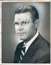 1960 Businessman Politician Robert McNamara Press Photo