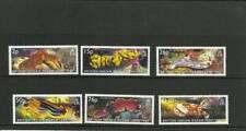BIOT SG276-281 SEA SLUGS MNH