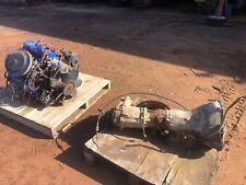 Ford 351 V8 Engine & Automatic Transmission & Tranfer Case For Sale