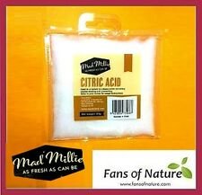 Citric Acid by Mad Millie - 100g / Great for Cheese Making / Ricotta