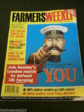 March Farmers Weekly Nature, Outdoor & Geography Magazines
