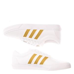 ADIDAS ORIGINALS ADI-EASE Canvas Sneakers EU 45 1/3 UK 10.5 US 11 Logo Low Top