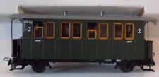 Bemo 3002 836/3002836  Öchsle O 166 Stg Personenwagen 2.Klasse H0e
