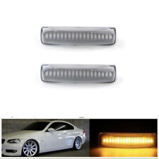2pcs LED Dynamic Side Marker Turn Signal Light For Land Rover Discovery 3 4