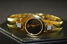 Movado Amorosa Gold Stainless Steel Ladies Watch 0607155
