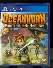 Oceanhorn Limited Run Games Brand New Sealed US PS4 Playstation 4