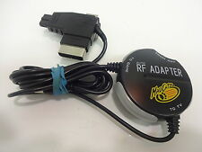 Universal Auto RF Adapter For Xbox, All PlayStation, Nintendo 64, GameCube