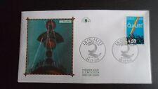 FDC Enveloppe Premier Jour - CEF - La Qualité - 18/10/1997 - St Dié