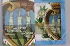 2009 SAN MARINO MONETA 2 EURO COMMEMORATIVO CREATIVITA' & INNOVAZIONE OFFICIAL F