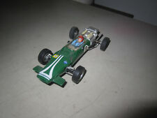 Carrera Universal 132   Lotus grün Formel 2 Wagen