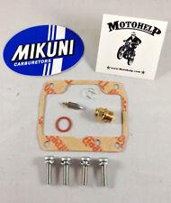 Genuine Mikuni VM38-9 Carburetor Needle Valve Assy  (Float Valve) Kit.