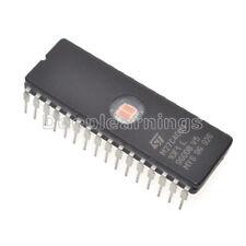 10PCS M27C4001-10F1 27C4001 ST IC EPROM UV 4MBIT 100NS 32CDIP NEW