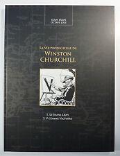 Paape Joly  Vie prodigieuse de Winston Churchill TTBE