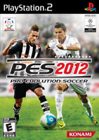 Pro Evolution Soccer 2012 PS2 New playstation_2;