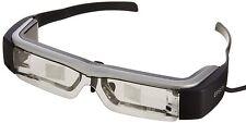 Epson BT-200AV Moverio Trasparente Smart Occhiali Con Adattatore New Japan Model