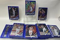 2019 2020 Panini NBA Optic Blue Velocity Vet Base Lot 120 Total Cards.Make Offer