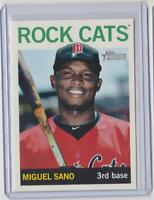 2013 TOPPS HERITAGE MINORS - MIGUEL SANO
