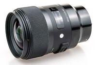 Sigma 35mm f/1.4 DG HSM Art Lens for Sony E #340965