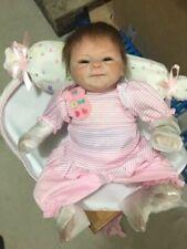 Realistic Baby Dolls Newborn Weighted Body Soft Silicone Reborn Baby Dolls Toys