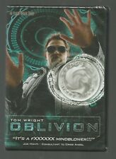 OBLIVION - Tom Wright - World Magic Shop - UK DVD - sealed/new - FLOATING COIN
