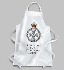 Royal Green Jackets BBQ Apron KEEP CALM
