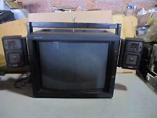OEM sony trinitron color video monitor model no. PVM-2530 w/Sony speakers