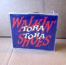 TORA TORA rare Walkin' Shoes CD-single Memphis hard rock 1989