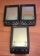 Lot of 3 Palm Palm Iiixe Handheld Pda Organizer Parts or Repair Reduced
