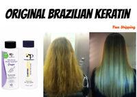 Keratina Brasilña Tratamiento para cabello Maltratado Alisa el Pelo Permanente
