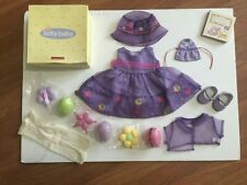 American Girl Bitty Baby Spring Blossom Set  New in Box