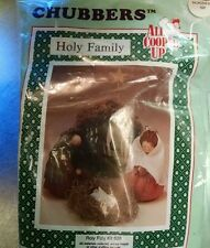 Chubbers Holy Family Roly Poly Kit 628 All Cooped Up Crafts