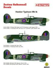 HAWKER TYPHOON MK.I - 175th, 179th & 609th SQUADRON RAF #48043 TECHMOD
