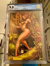 Cavewoman the Zombie Situation #1! Variant Cover F! Art Adams! CGC GRADED 9.8!