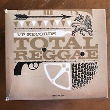 Rare VP Records Total Raggae Box Set Promo