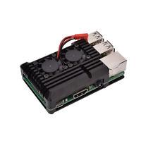 Server DNS PI-HOLE Raspberry PI3 MicroSD 32Gb Alim 2,5A CASE ALLUMINIO VENTOLE
