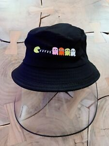 huibe Bucket Hat Packable Reversible Arsenal FC The Gunners Print Bucket Sun Hat Summer Fisherman Cap for Men Women Black