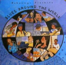 PUTUMAYO POSTER, BLUES AROUND THE WORLD (SQ34)