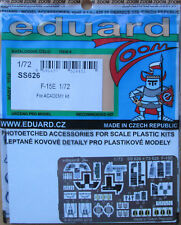 Eduard 1/72 SS626 Zoom Etch per l'Accademia F-15E STRIKE EAGLE KIT