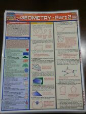 Barcharts Geometry Pt 2 Quick Study Guide